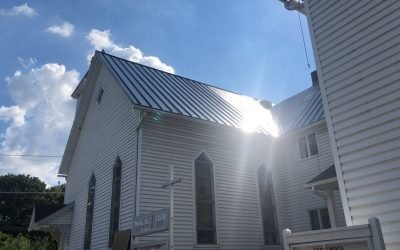 The Story of Metal Roof Repair in Emerald PA