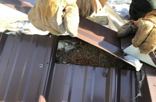 roof repair diagnostics tear down and analyze
