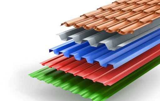 metal roofing types min