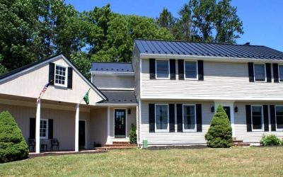 Metal Roofing Disadvantages   Fact or Fiction?