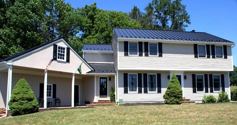 warranty metal roofing min